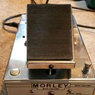 Morley Vintage WAH WAH