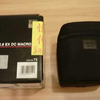 Sigma 18-50 F2.8 EX DC Macro for CANON