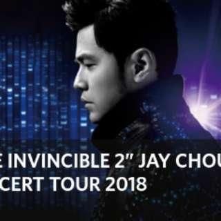 Jay chou 2018 concert cat 6