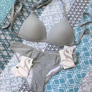 Sheridyn Swimwear - Cruise Bikini in Grey