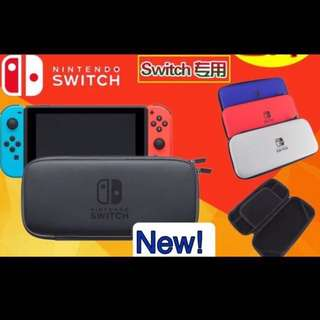 In-stocks Nintendo Switch Pouch Screen Protector 3ds
