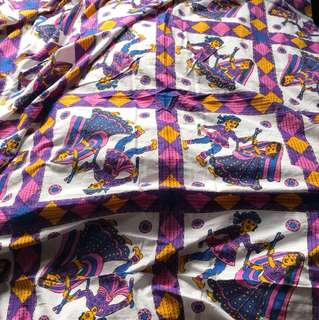 Mandala art pieces from India