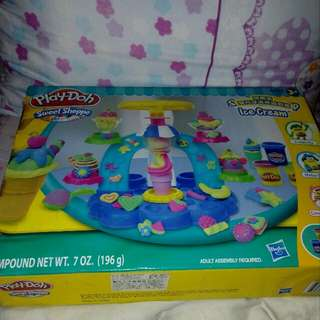Play doh sweet shoppe