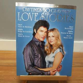DAYTIME'S 50 GREATEST LOVE STORIES - COLLECTORS EDITION 3/08