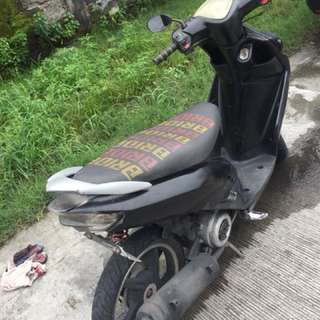 Rushi scooter 125