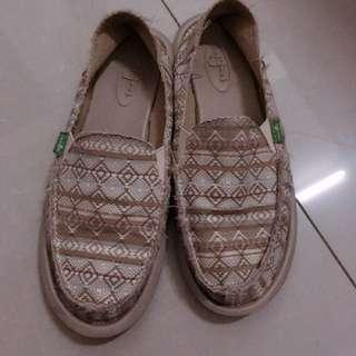 🚚 Sanuk 民族風休閒鞋