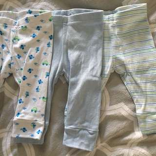 Taper pants for baby