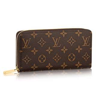 LV Zippy Wallet Monogram Brown 💯% Authentic / PRE-ORDER (14 days)>>> PLEASE READ Bio and Product details carefully