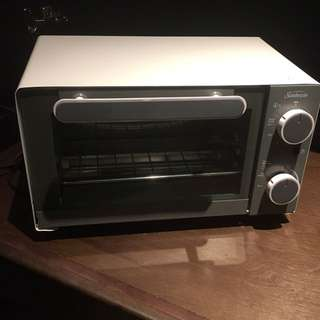 Sunbeam toaster oven