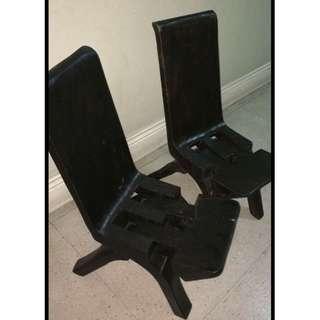 Black Chair (5,000 each chair)