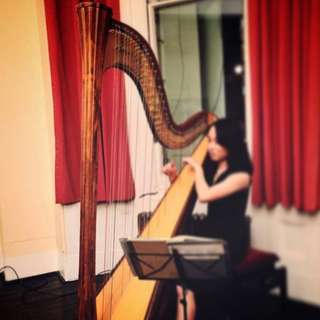 Harp lessons for all ages