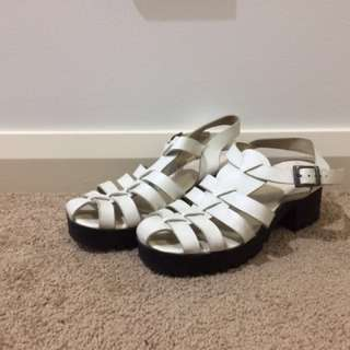 Gladiator Cleated Sandals