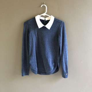 Tommy Hilfiger preppy knit top