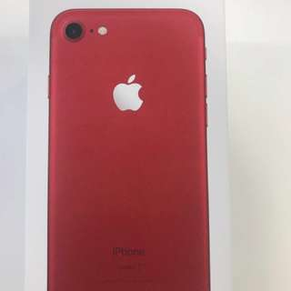 iPhone 7 Red 128GB 2nd Hand