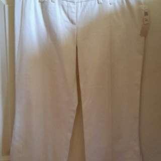 BNWT Miss Shop crop pants Size 12