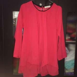 blouse fanta colour