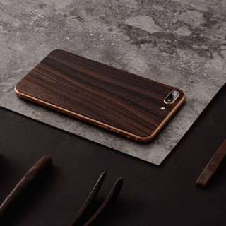 Authentic Wooden iPhone Skin