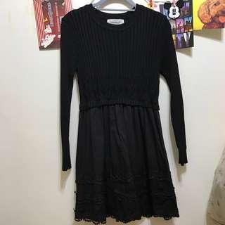 黑色洋裝🆓免運費