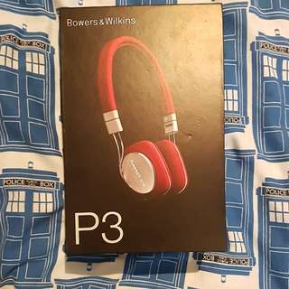 Bowers and Wilkins Headphones