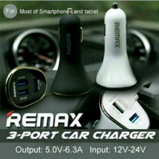 Time Sale Authentic Remax Car Charger