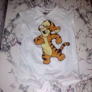 H&M Winnie The Pooh Collection Onesie