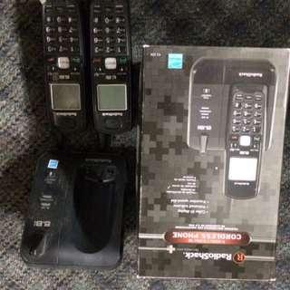 Wireless telephone from u.s.a