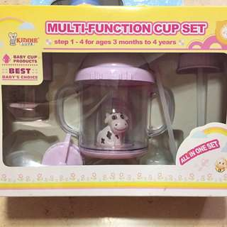 Multi-Function Cup Set