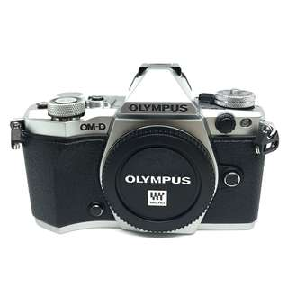 NEW Olympus E-M5 II Camera Body Only (Silver)