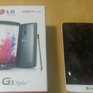 LG G3 Stylus Dual