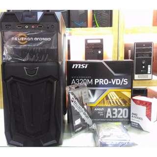 AMD A8-9600 System Unit