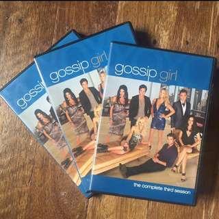 Gossip Girl Season 3 (Original)