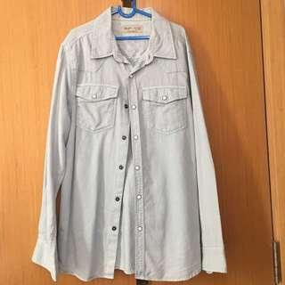 Zara Boys Denim Shirt