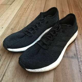 Adidas Black Pure Boost