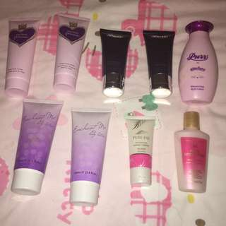 CREAM / LOTION / SHOWER GEL