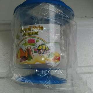 Mini Plastic Aquarium
