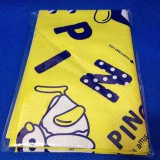 Pingu 企鵝 Sumitomo Life 住友生命 野餐地墊 LEISURE MAT 黃色