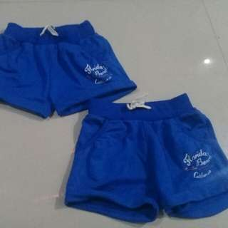 Hot pant import
