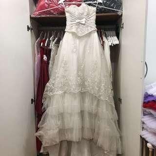 長拖尾款婚紗👰🏻