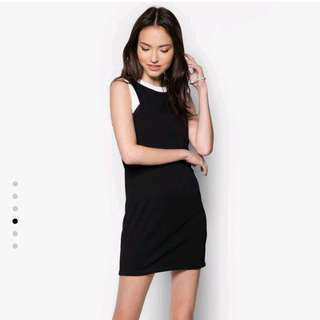Something Borrowed Mini Dress