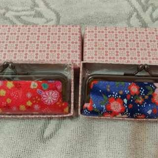 日本印章盒附印台