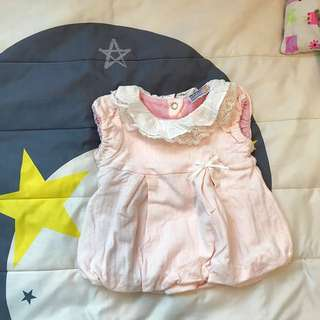 Baby girl's dress (one set)