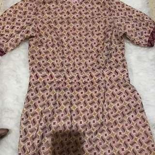 Dress batik VelineA.Ho