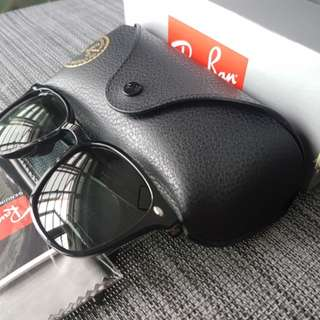 [Brand New] Rayban RB4258 Black Wayfarer