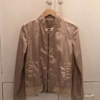 Bronze Bomber Jacket (S)