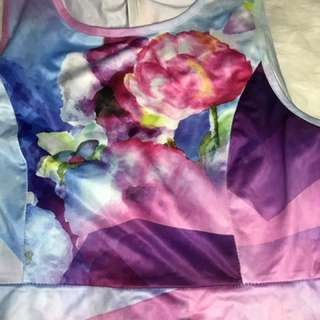 Dress Bodycon Rose Gradasi