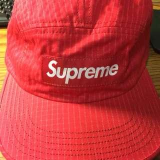 Supreme 五分割 紅色
