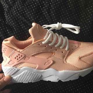Pink Nike Hurache