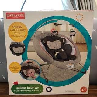 Deluxe Baby Bouncer