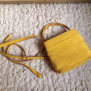 Ferragamo vintage two way bag 手挽斜咩袋