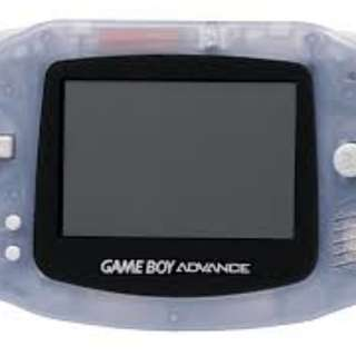 Looking For: Gameboy Advance Games